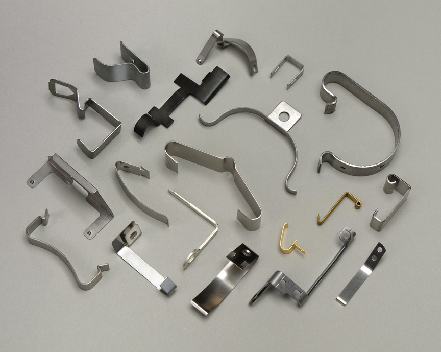 Stainless Steel Stampings at Atlantic Precision Spring