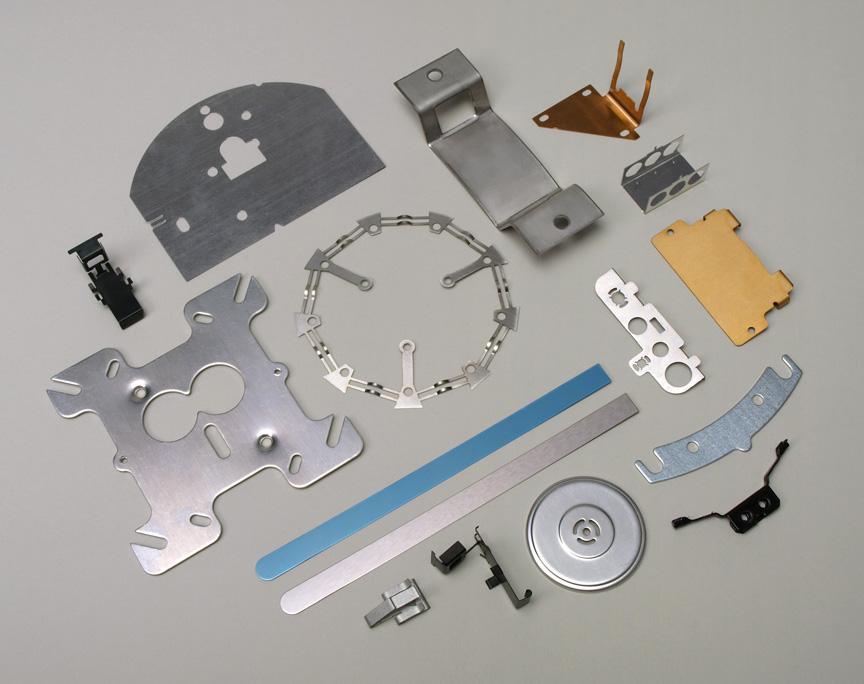 Custom Sheet Metal Stampings At Atlantic Precision Spring
