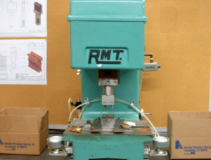 Air powered Hydraulic press