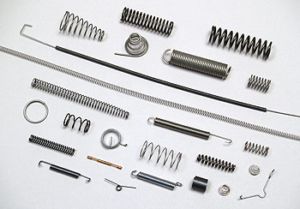 Metal Stamping Wire Spring Types from Atlantic Precision Spring