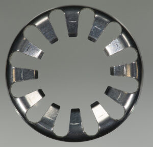 Round Sheet Metal Parts Manufactured by Atlantic Precision Spring